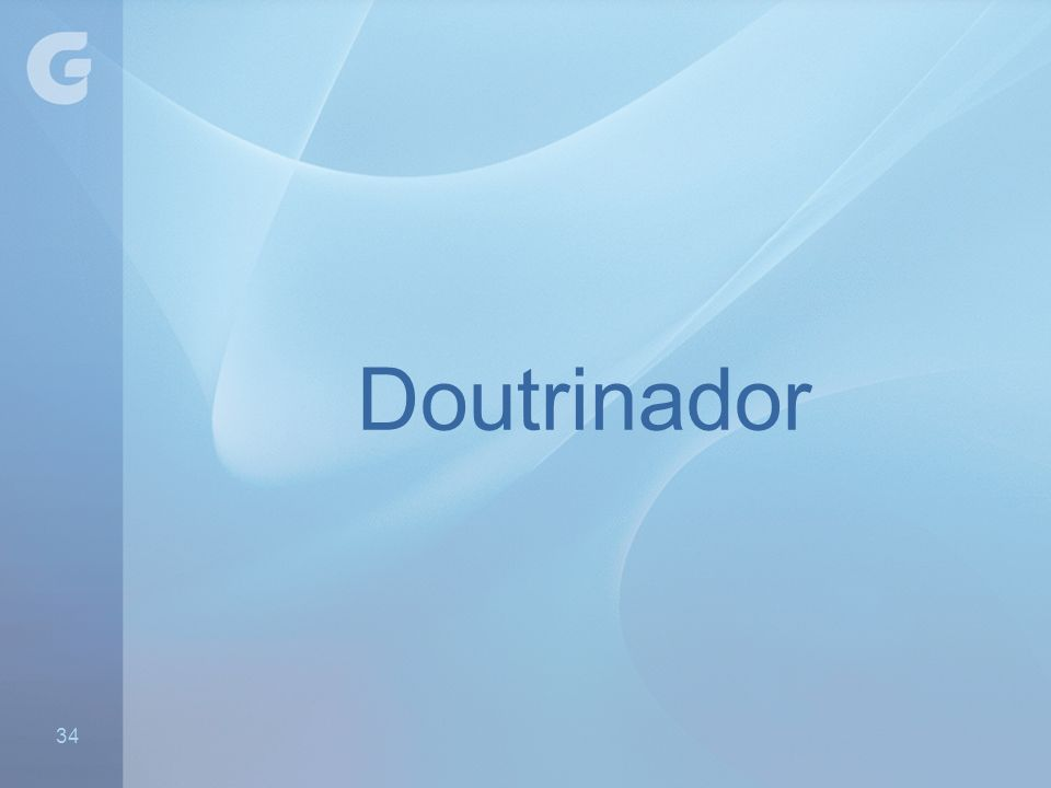 Doutrinador 34