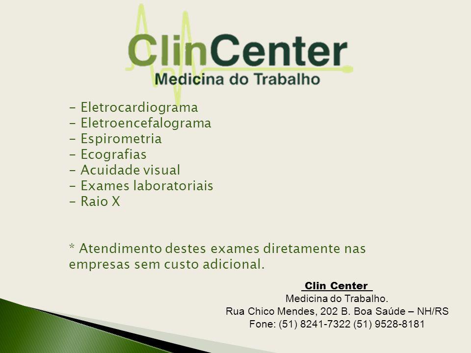 www.fischertreinamentos.com.br Rua Tamandaré,47 – Centro – N.H.