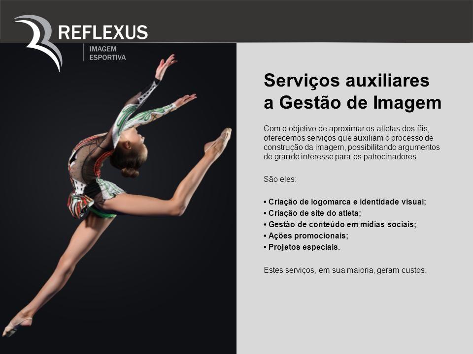 Assessoria esportiva corporativa Se a sua empresa deseja investir no esporte e necessita de assistência para planejar e desenvolver um apoio ou patrocínio esportivo, a Reflexus pode se tornar sua parceira.