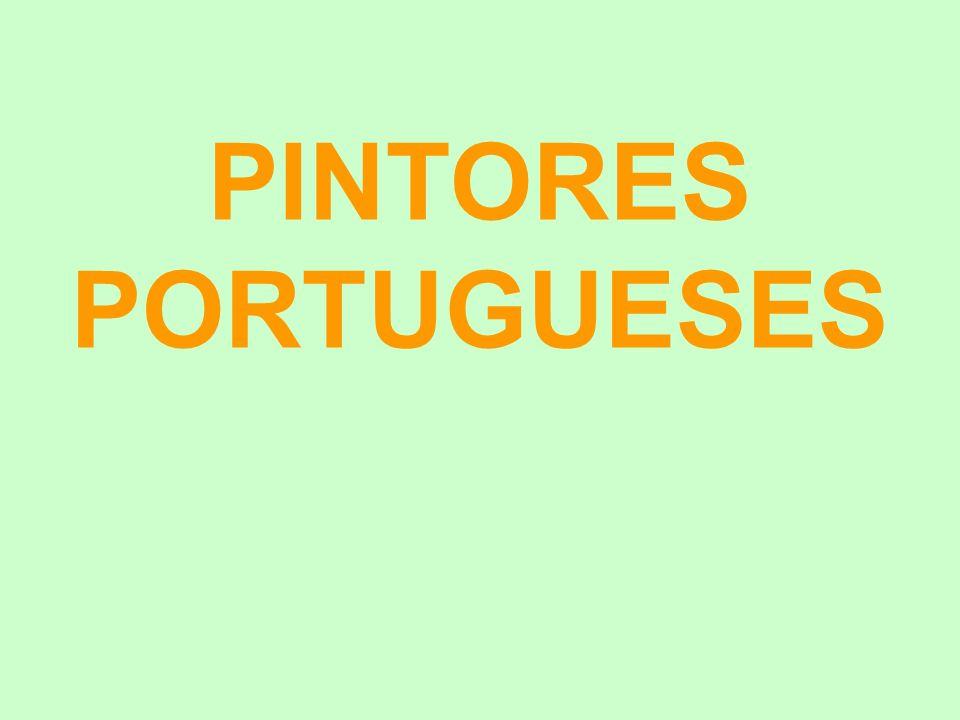 PINTORES PORTUGUESES