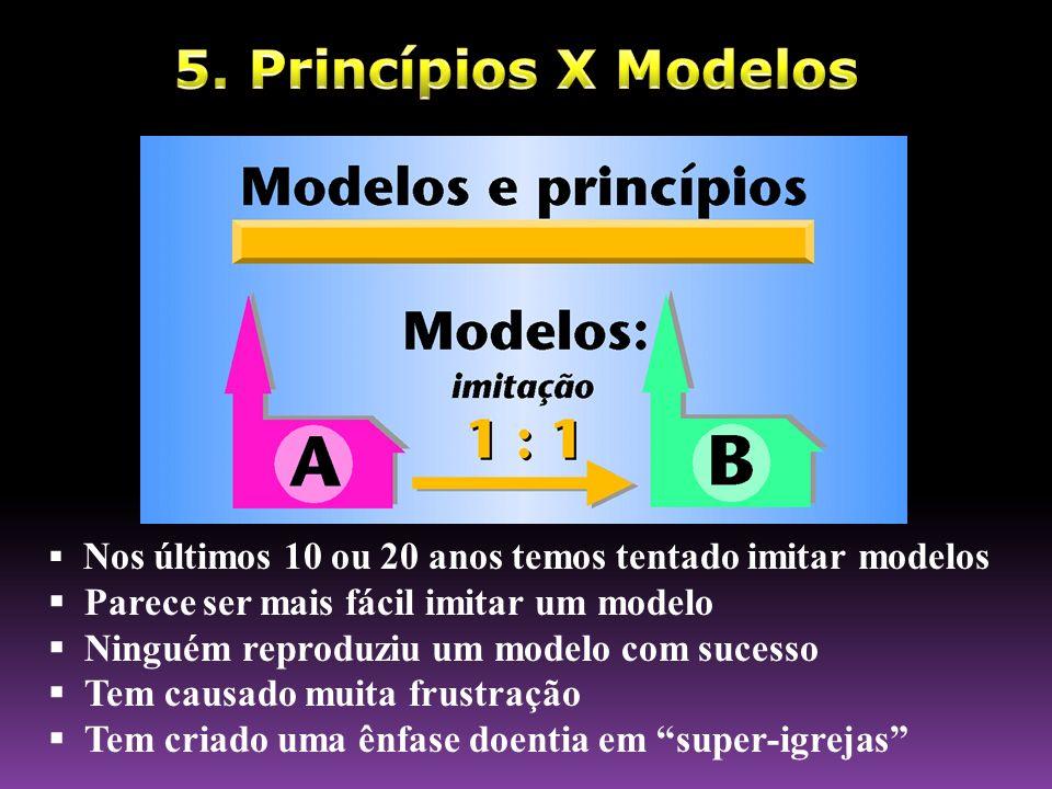 Nos últimos 10 ou 20 anos temos tentado imitar modelos Parece ser mais fácil imitar um modelo Ninguém reproduziu um modelo com sucesso Tem causado mui