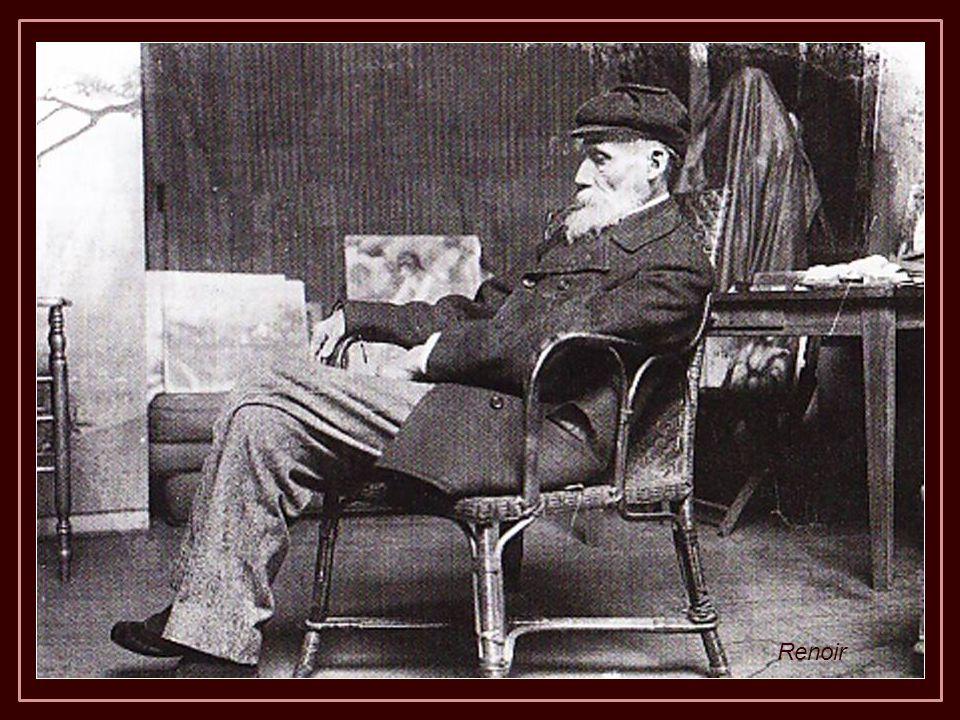 Foi graças a um dos netos do pintor, Paul Renoir, que foram revelados, durante o 13º Congresso Europeu de Reumatología (Ámsterdam, 1995), alguns aspec