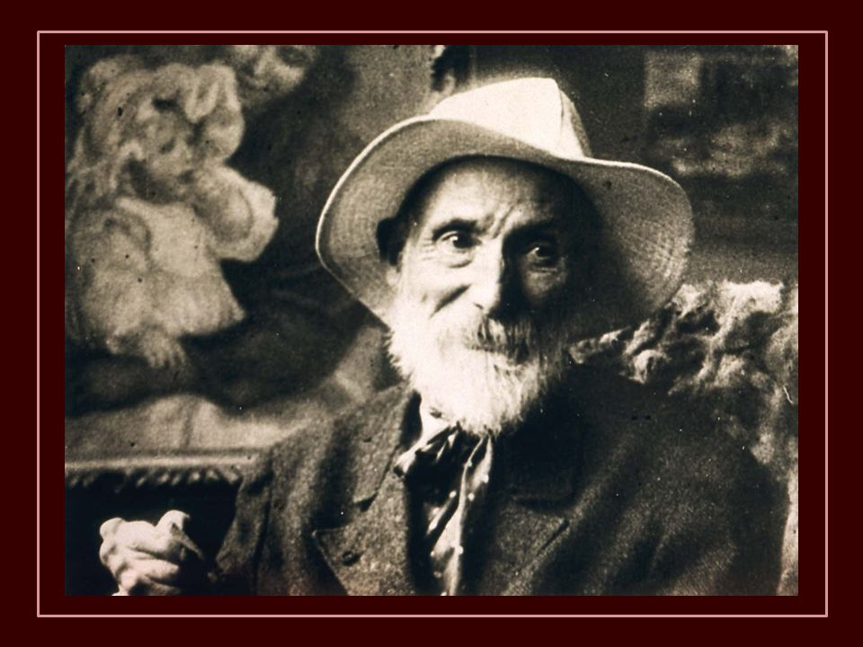 O fato é que não se conservou o histórico médico de Renoir mas, graças às fotografías mostradas pela família, às suas cartas pessoais e às notas biogr