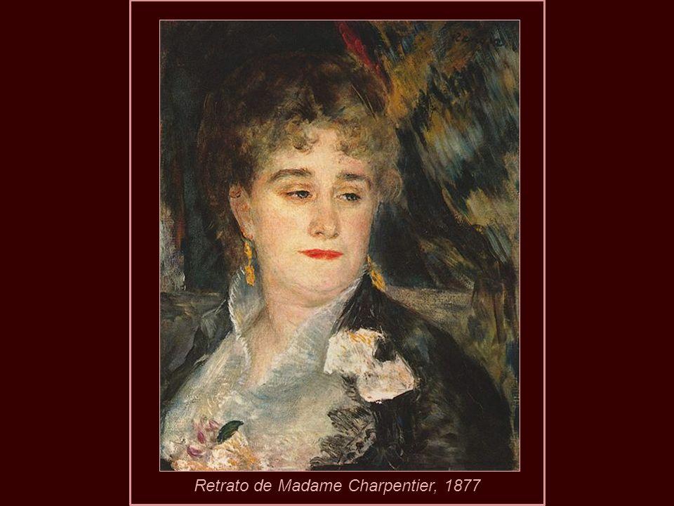 Em 1915, no primeiro verão desde o início da 1ªguerra mundial, Renoir visitou o túmulo de sua mãe em Essoyes, e depois viajou novamente para Paris. Ne