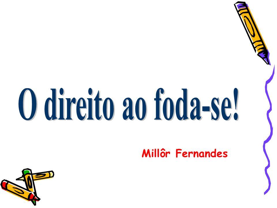 Millôr Fernandes