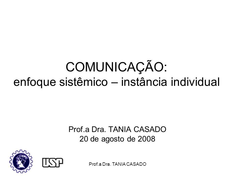 Prof.a Dra. TANIA CASADO As Funções Psíquicas Judicativas