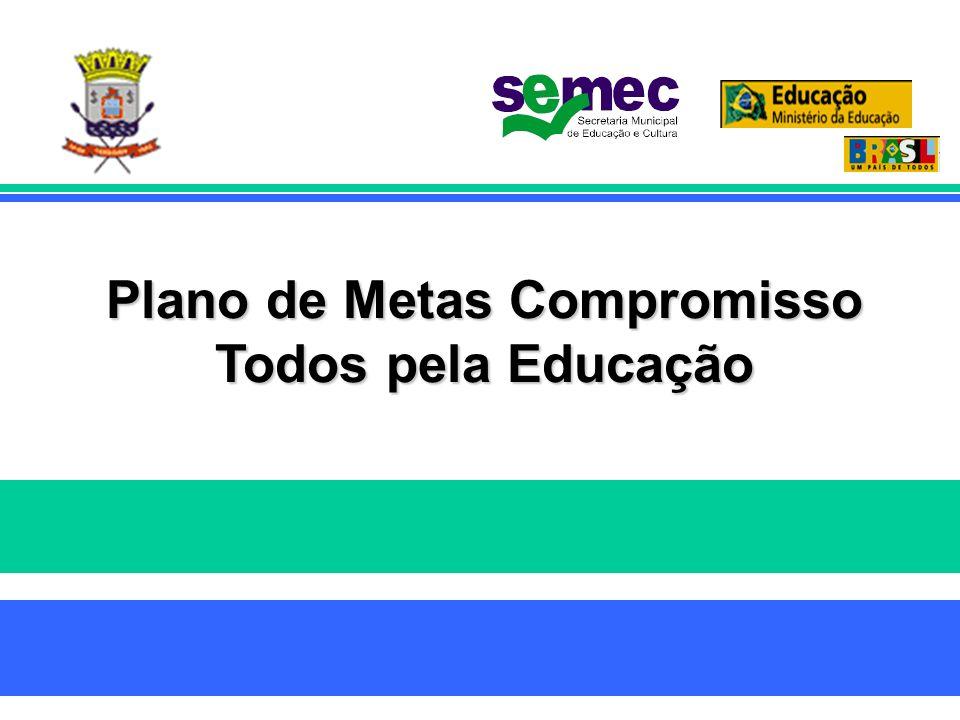 Plano de Metas Compromisso Todos pela Educação