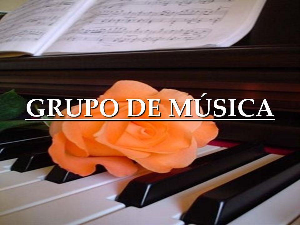 A música fala por nós e através de nós!