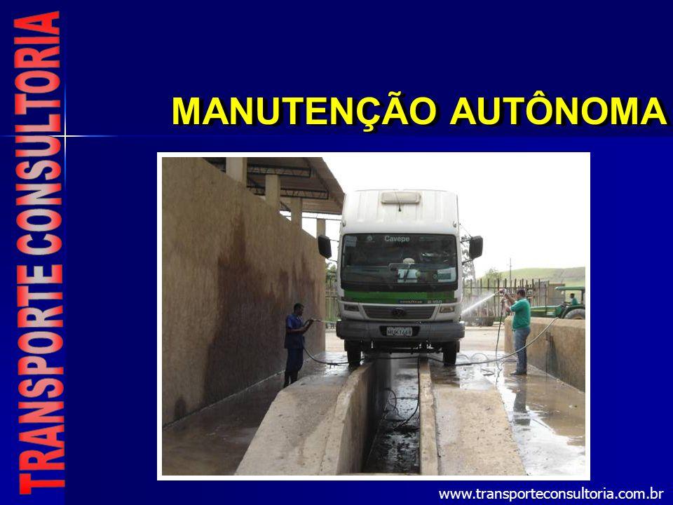 MANUTENÇÃO AUTÔNOMA www.transporteconsultoria.com.br