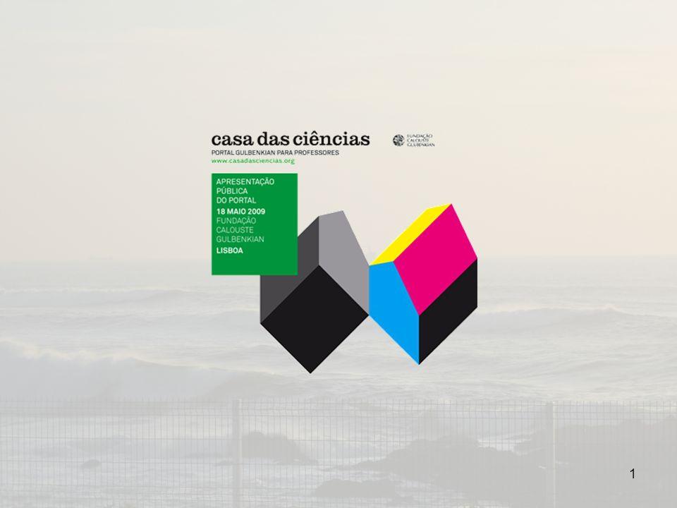 12 casa das ciências @ M. Silva Pinto 2009 Constituição do bloco de imagens