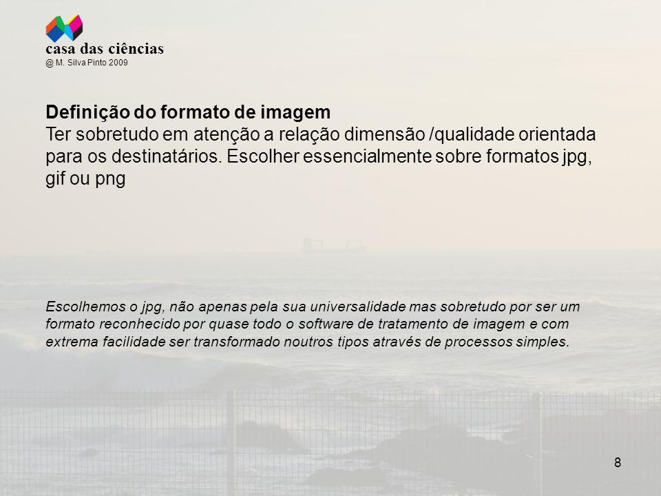 19 casa das ciências @ M. Silva Pinto 2009