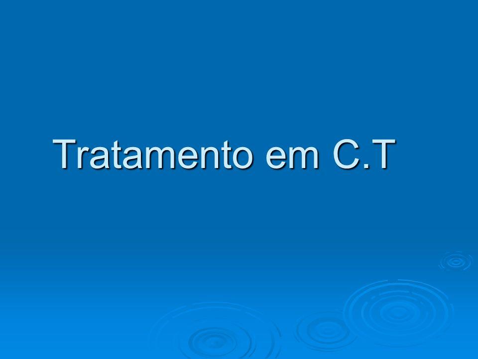 Tratamento em C.T