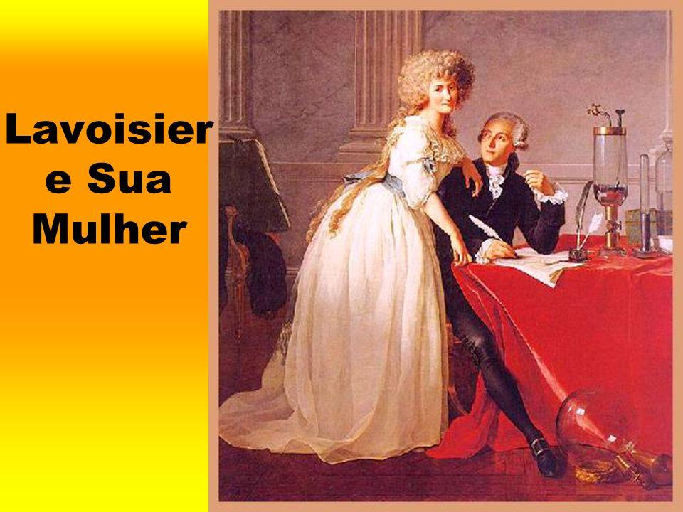 Lavoisier e Sua Mulher