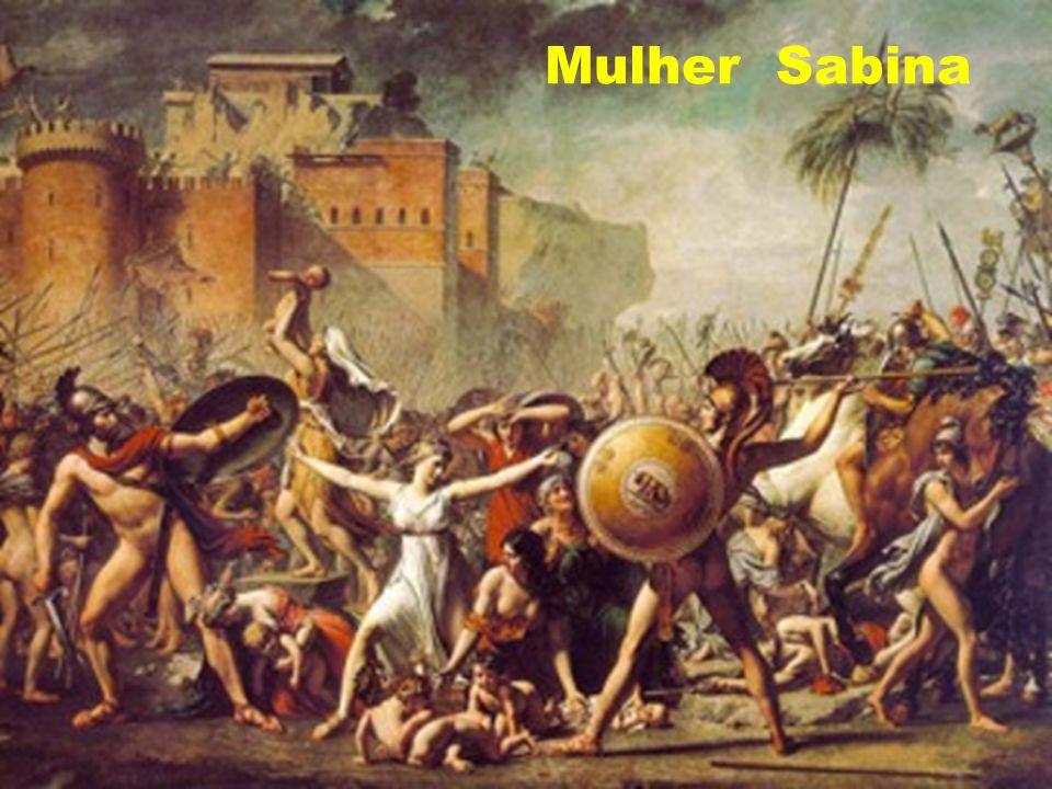 Mulher Sabina