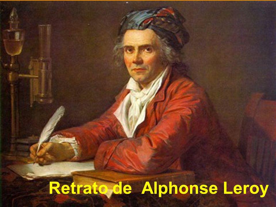 Retrato de Alphonse Leroy