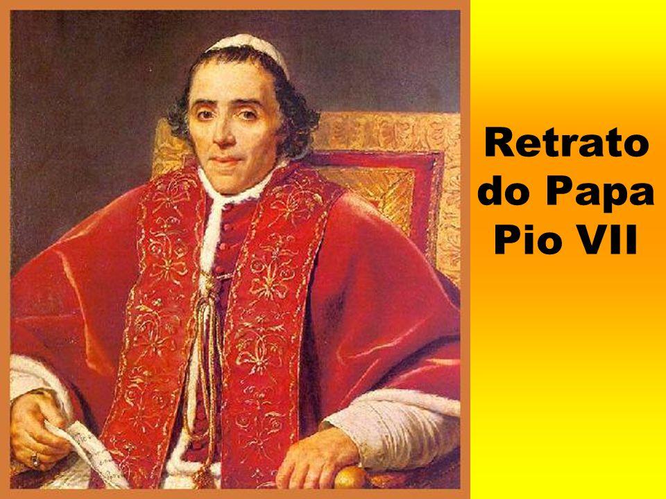 Retrato do Papa Pio VII
