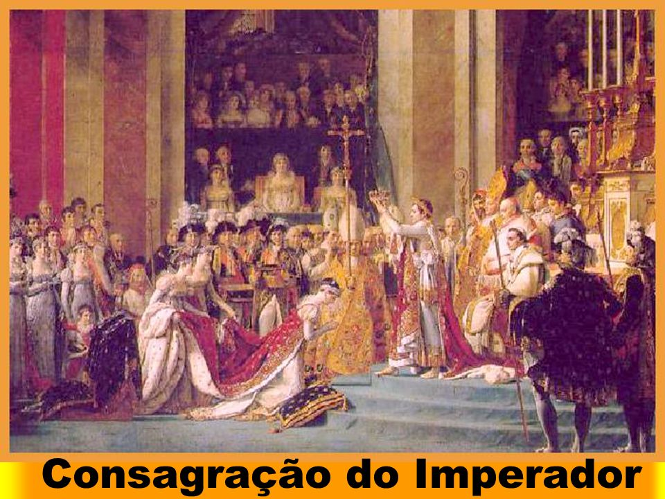 Consagração do Imperador
