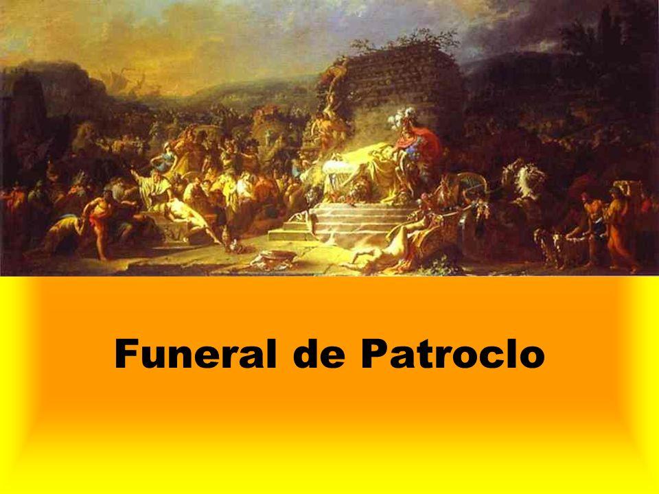 Funeral de Patroclo