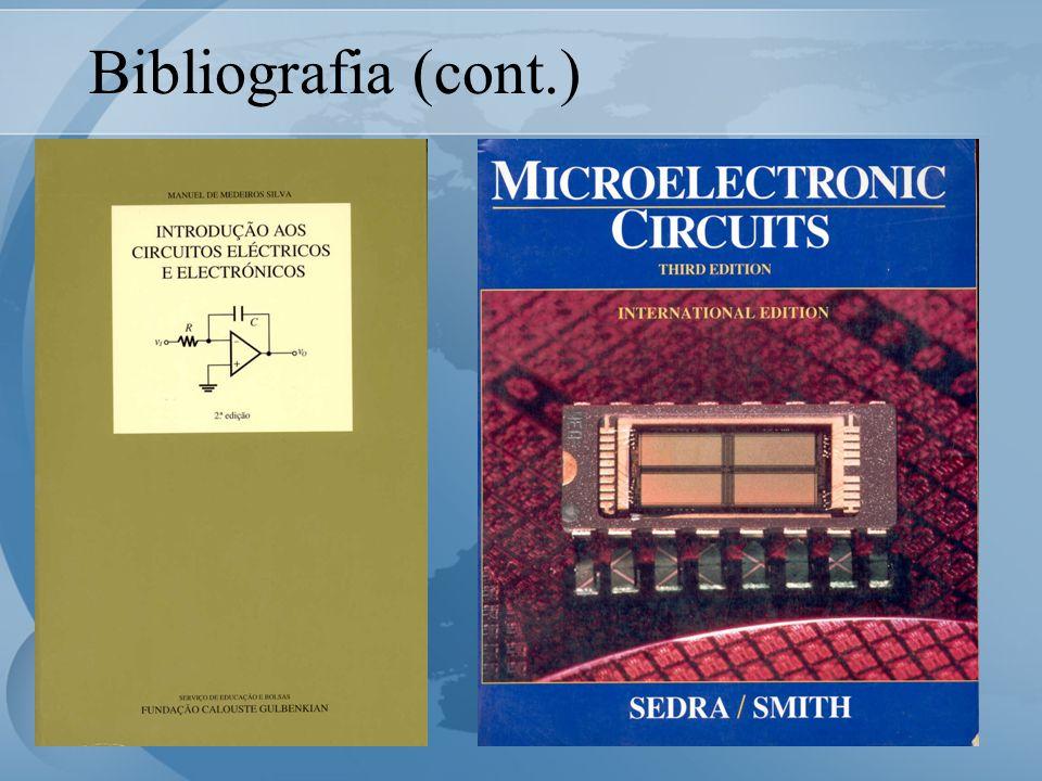 Bibliografia (cont.)
