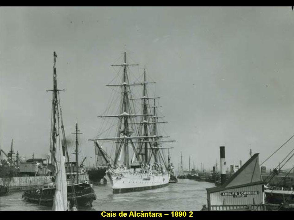 Cais de Alcântara – 1890 2