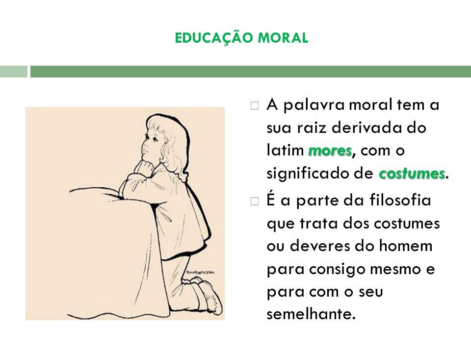 EDUCAÇÃO E SEU SIGNIFICADO ser ter Educar para ser mais e não apenas para ter mais. Educar para desenvolver valores éticos e não apenas para obter o l
