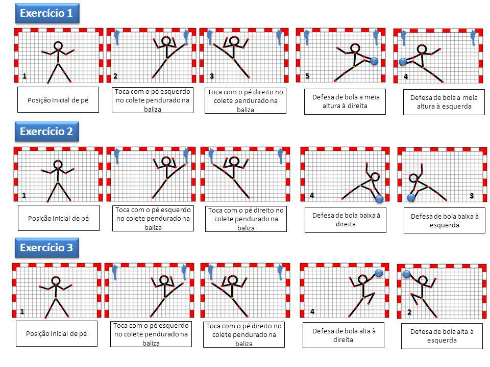 - O intervalo entre os exercícios corresponde ao tempo de execução do outro colega; SériesRepetições Exercício 1 14 a 6 Exercício 2 14 a 6 Exercício 3 14 a 6