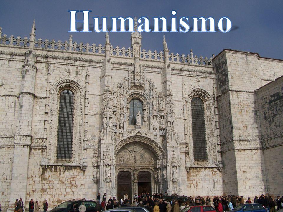 Humanismo Humanismo é human ( faz referência ao ser humano).