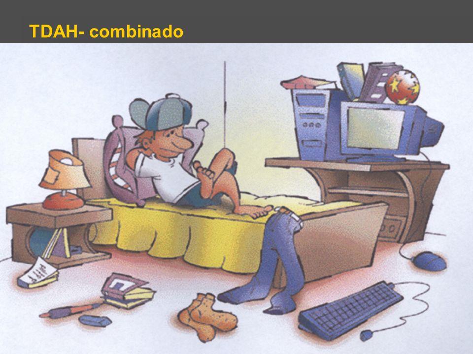 TDAH- combinado