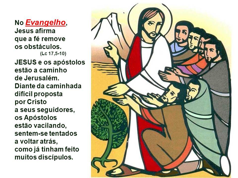 Na 2ª Leitura : PAULO convida Timóteo, cansado e preocupado pelas adversidades (Paulo preso, apóstolos morrendo):