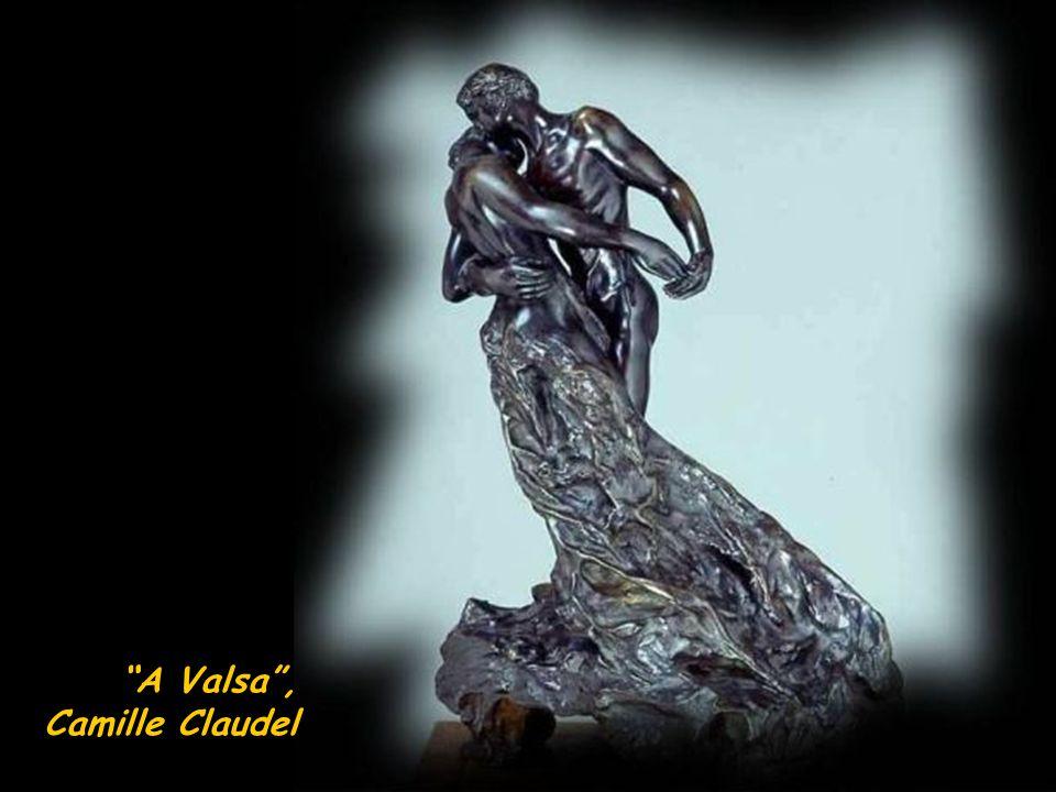 Camille Claudel foi uma das suas colaboradoras, que posou para a Danaide, e para o busto em gesso em que Rodin a representou com o barrete frígio, sím