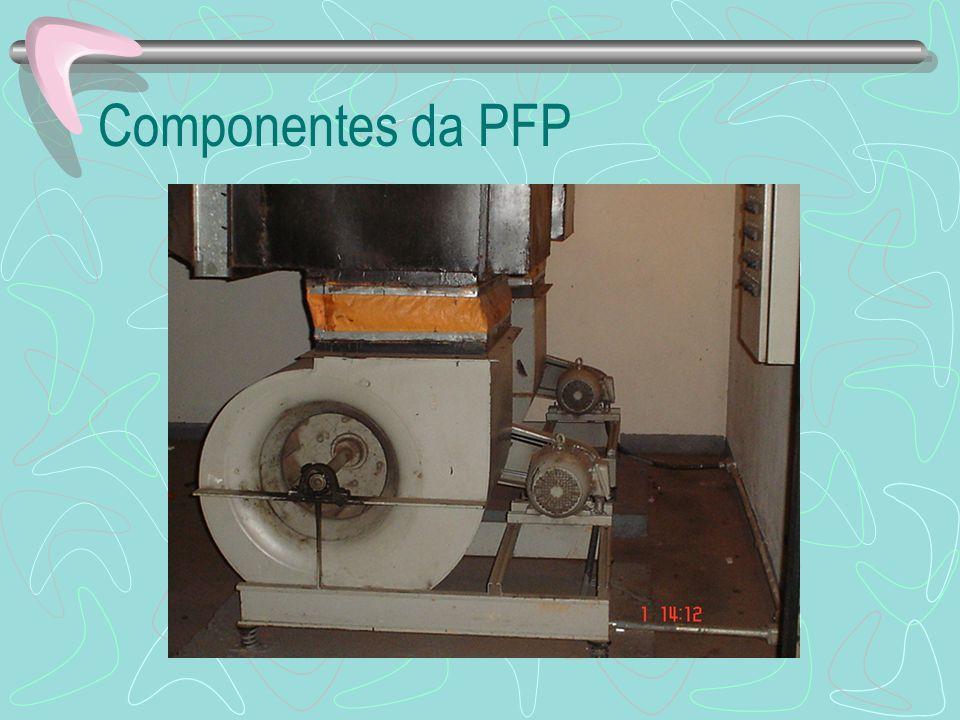 Componentes da PFP