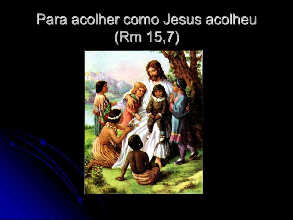 O exemplo de MARIA Lc 1,26-56: Maria e o anjo... Um exemplo de acolhida!