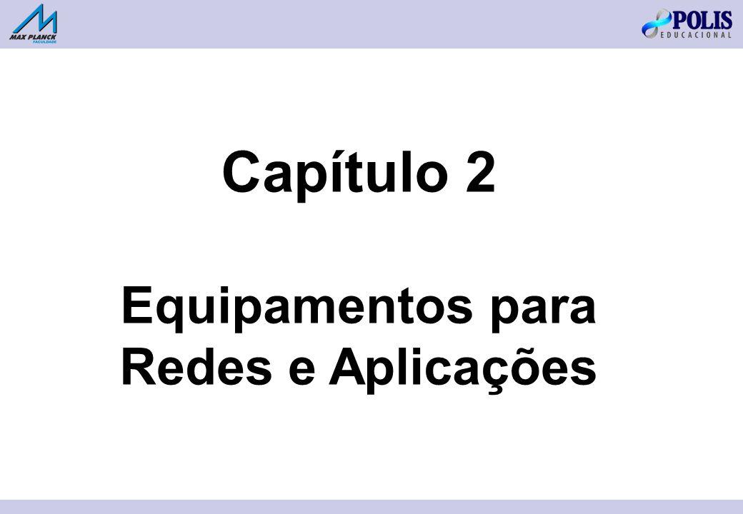 Capítulo 2 Equipamentos para Redes e Aplicações