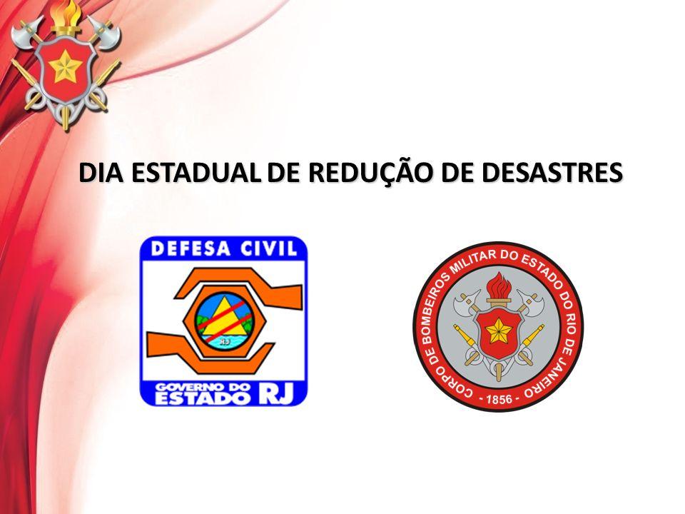 DIA ESTADUAL DE REDUÇÃO DE DESASTRES