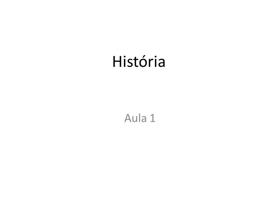 História Aula 1