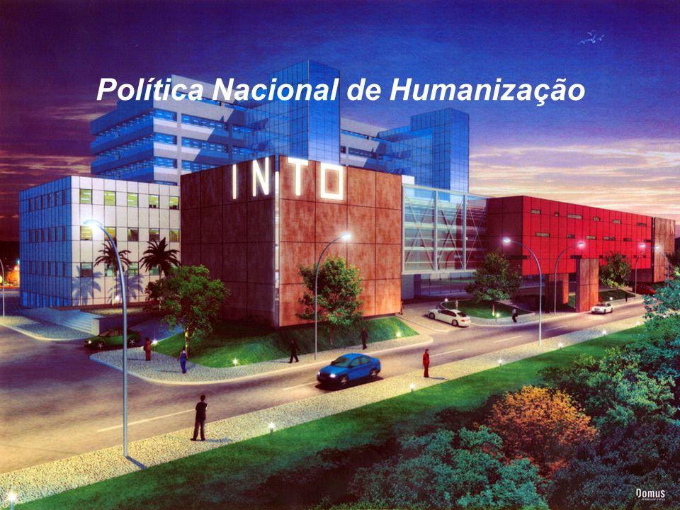 PNH não é um programa, e sim uma Política que atravessa as diferentes ações e instâncias gestoras do SUS.