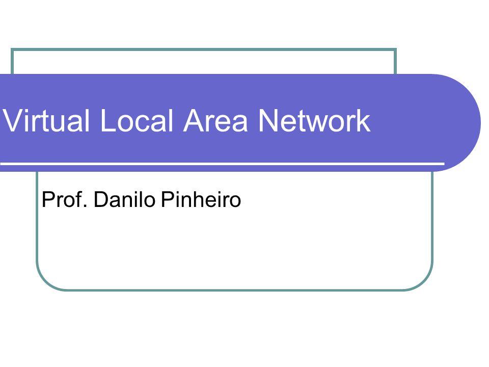 Virtual Local Area Network Prof. Danilo Pinheiro