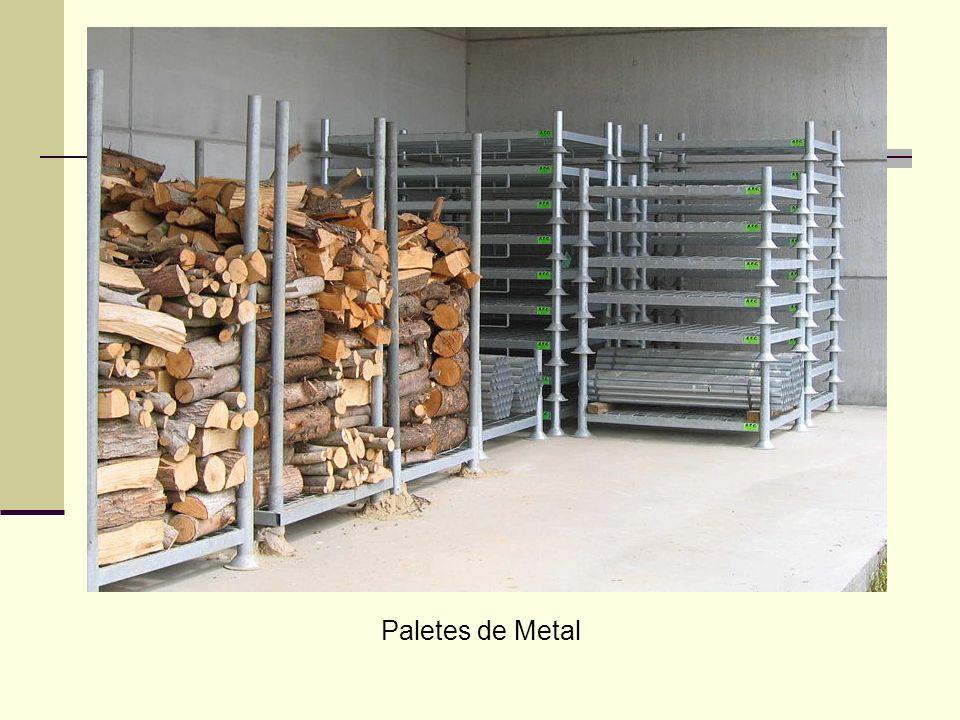 Paletes de Metal