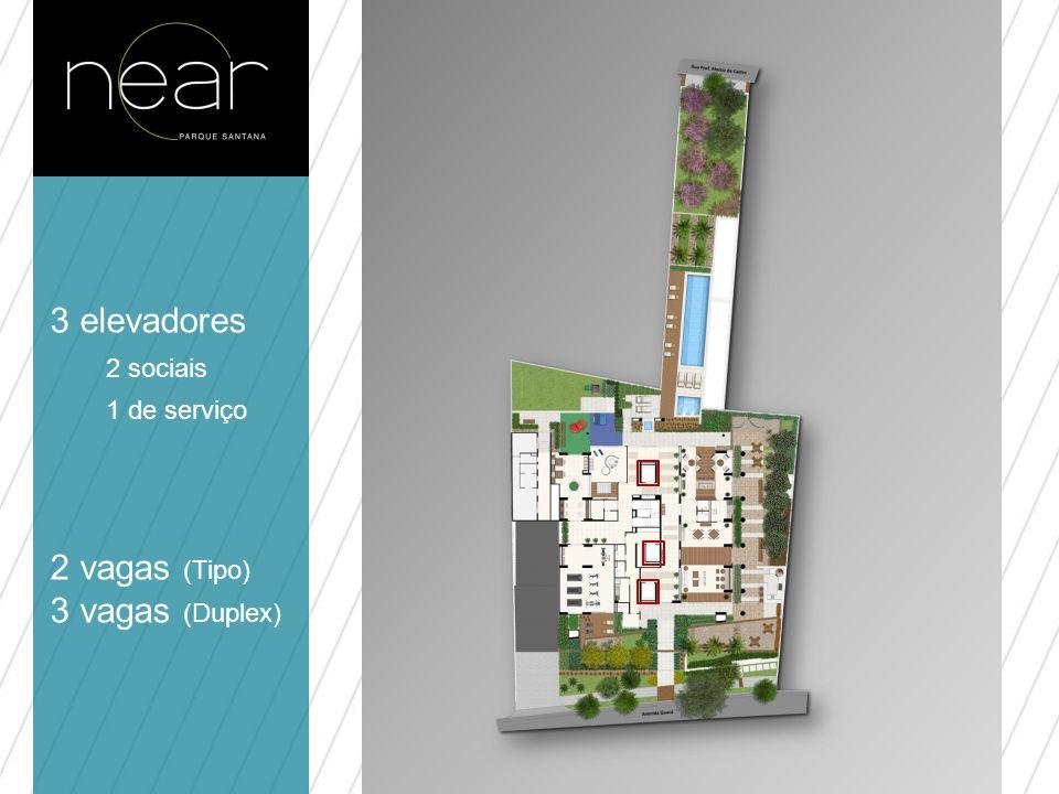 Área do Terreno 1.936,19m² Quantidades de Torres: 1 torre Número de pavimentos: 17 tipos + duplex Total de Unidades: 72 unidades Área Privativa das Un