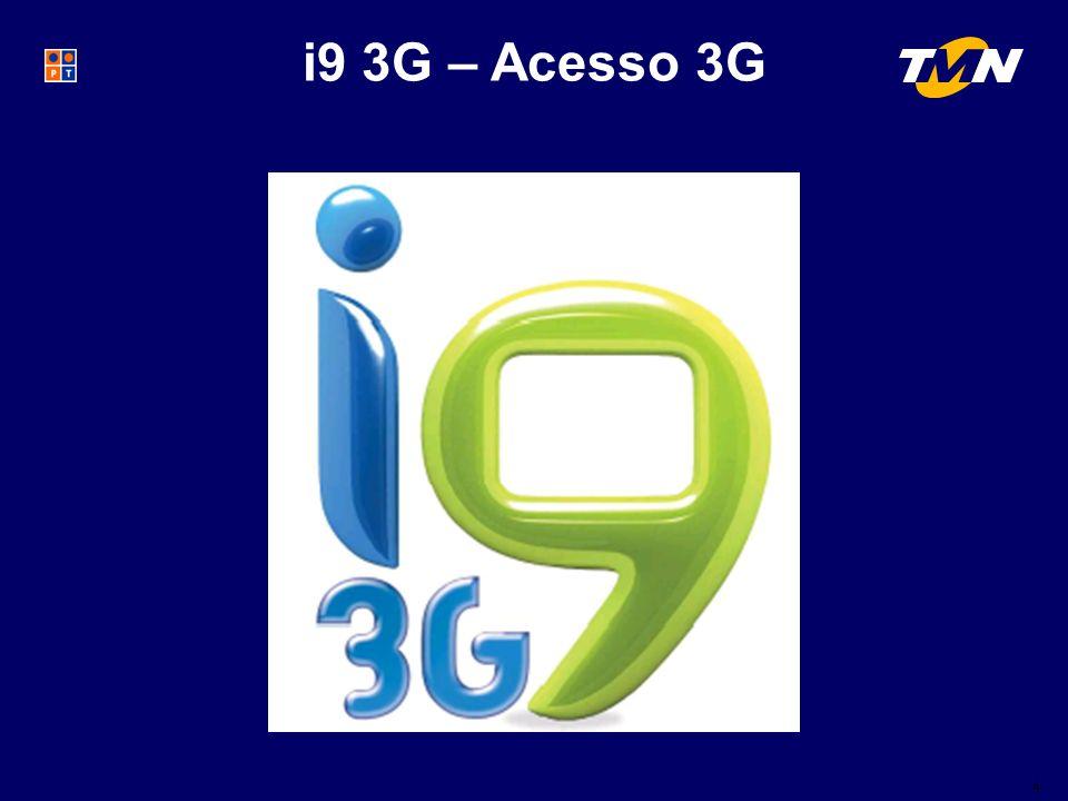 4 i9 3G – Acesso 3G