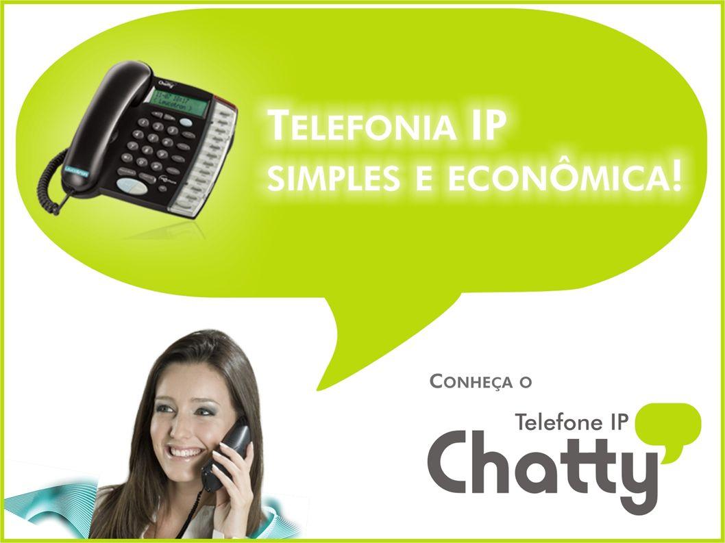 E CONOMIA E TODAS AS VANTAGENS DA TELEFONIA PELA INTERNET.