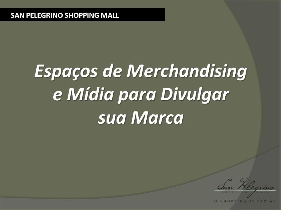 STAND PROMOCIONAL Localização: Mall Metragem: 6m² Valor: R$ 4.500,00/mês Material: Proteção de NEOPRENE embaixo da estrutura do quiosque