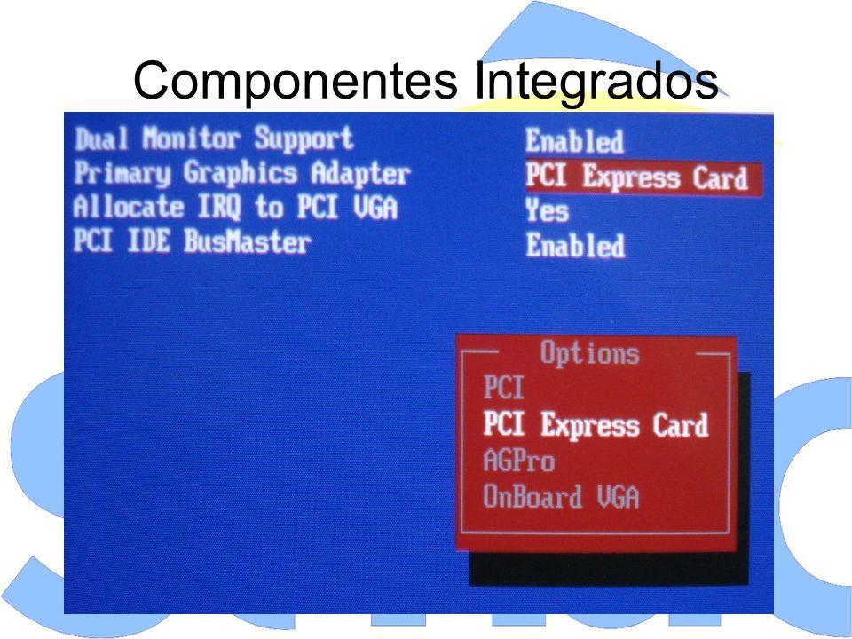 Componentes Integrados