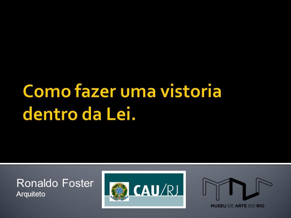 Ronaldo Foster Arquiteto