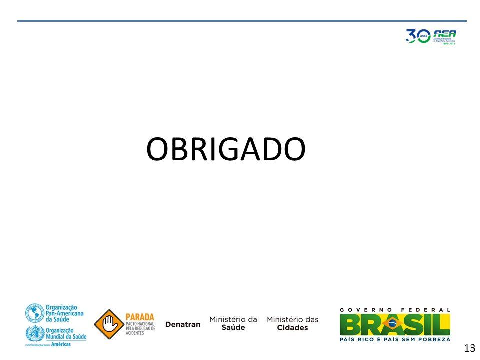 OBRIGADO 13