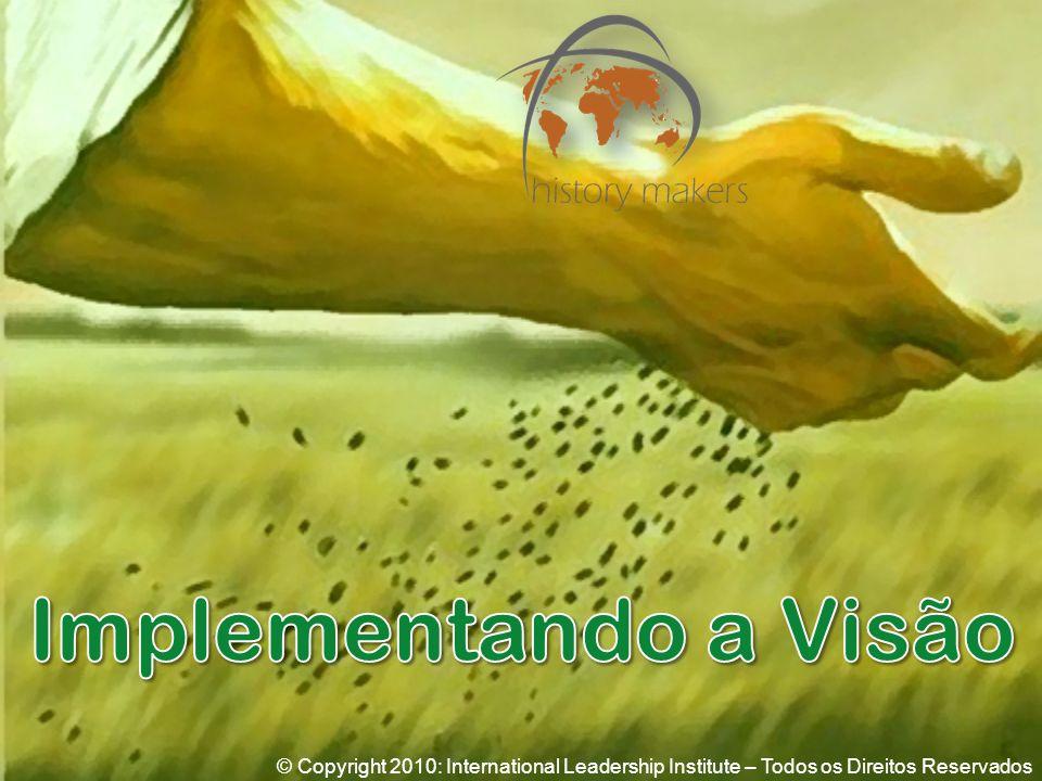 Visão sem ação é simplesmente sonhar.Ação sem visão só gasta tempo.