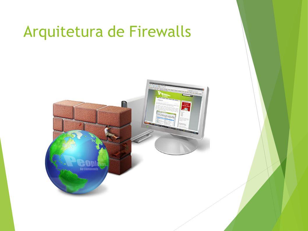 Arquitetura de Firewalls
