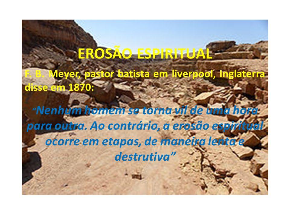 EROSÃO ESPIRITUAL F.B.