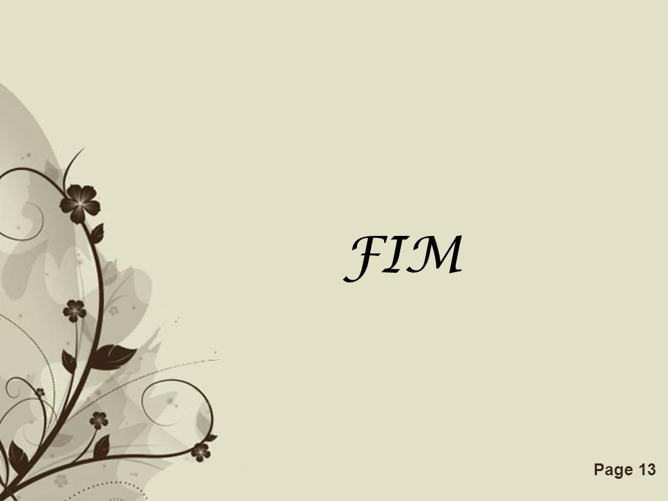 Free Powerpoint TemplatesPage 13 FIM