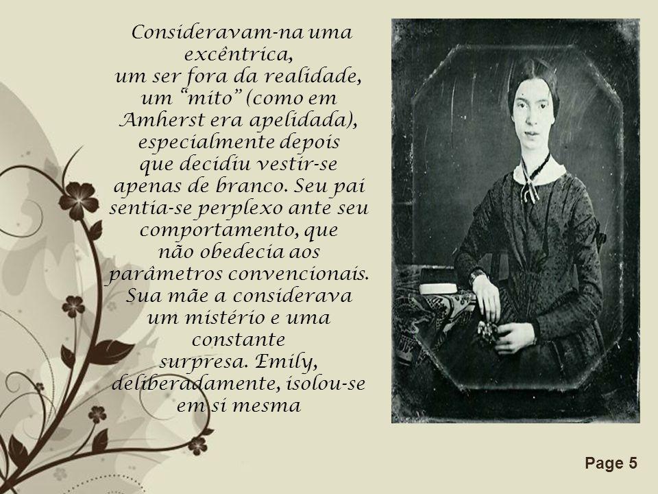 Free Powerpoint TemplatesPage 6 Entre 1858 e 1862, escreveu como aperson possessed, produzindo frequentemente um poema por dia.
